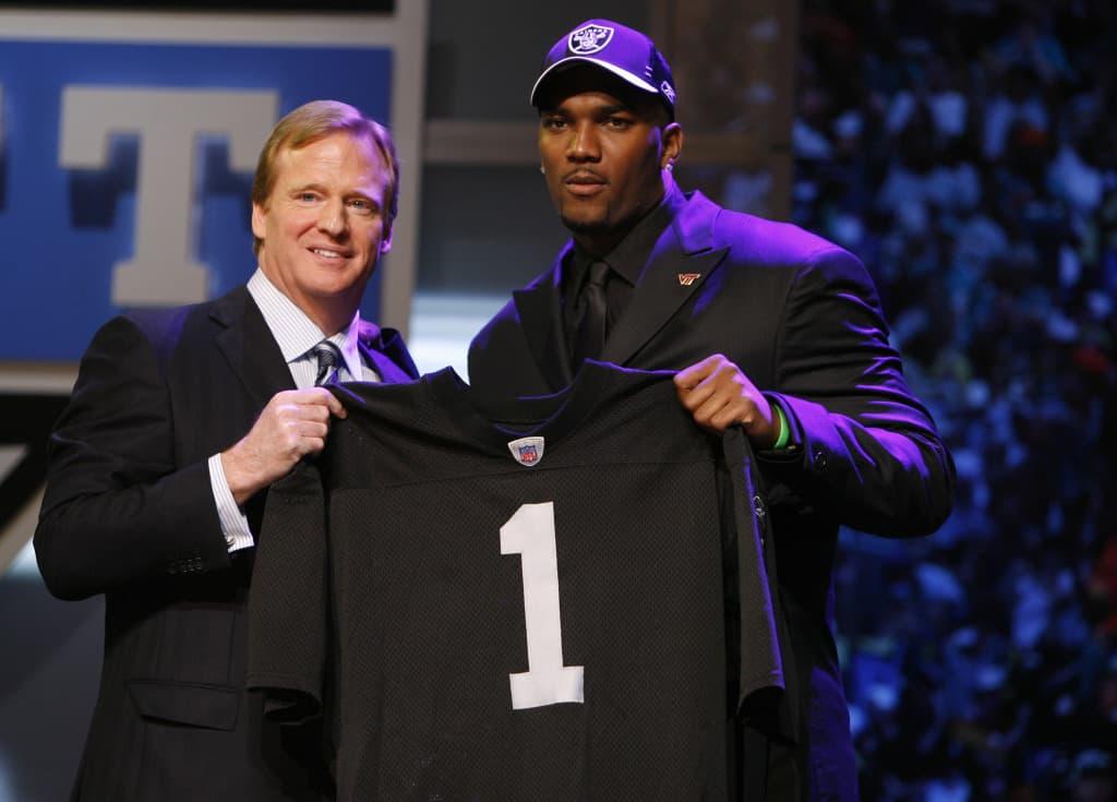 AP NFL DRAFT FOOTBALL S FBN USA NY