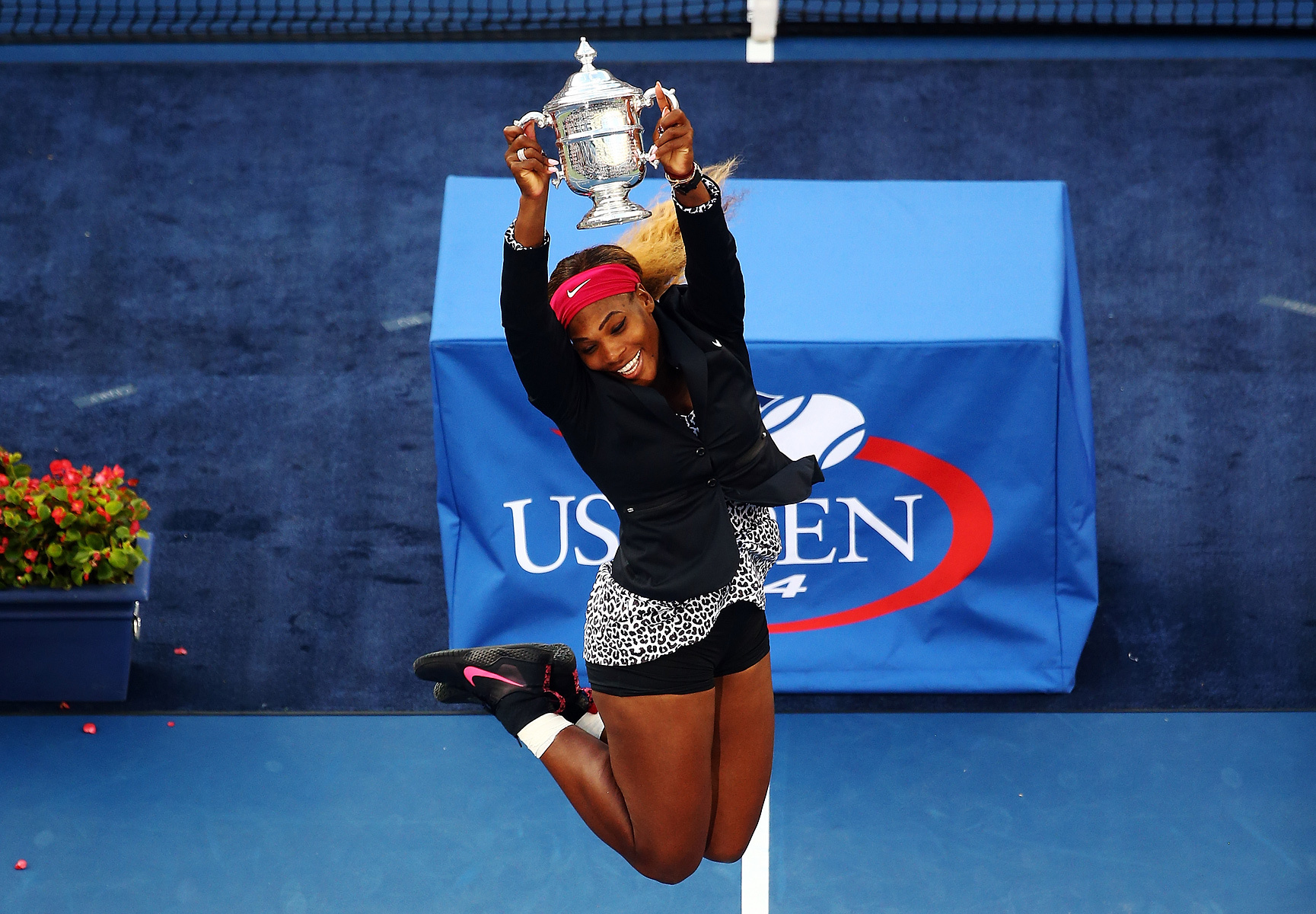 2014 US Open Day 14