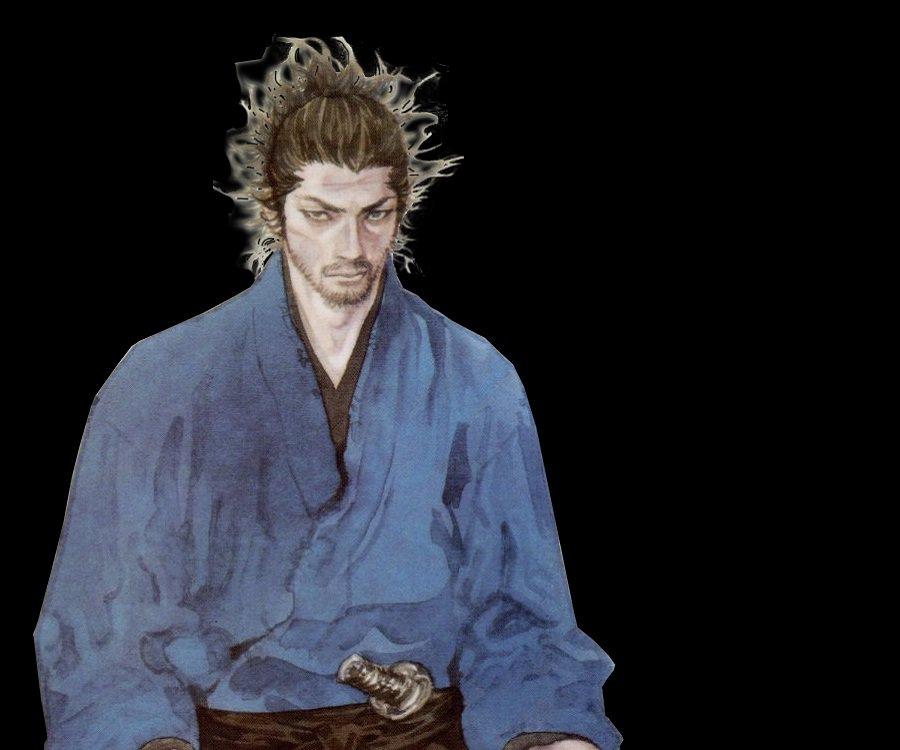 Miyamota Musashi