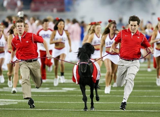 NCAA Football: Houston At Southern Methodist