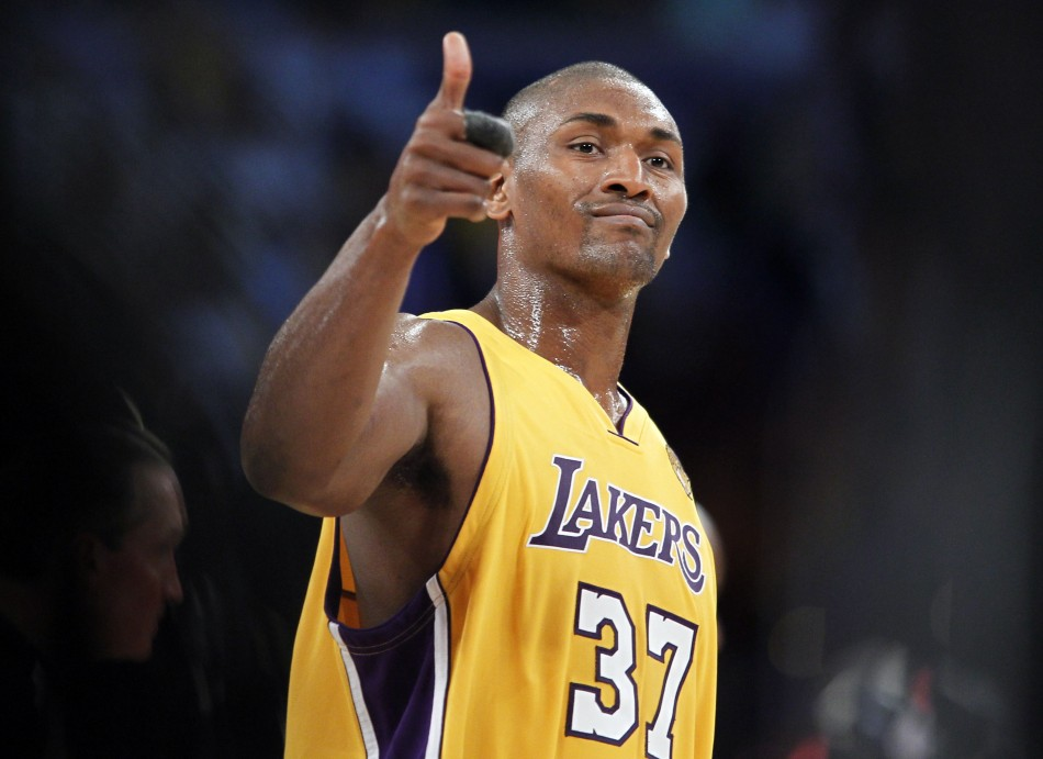 Ron Artest - Metta World Peace