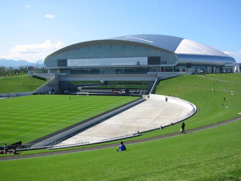 Sapporo Dome Sapporo, Japan