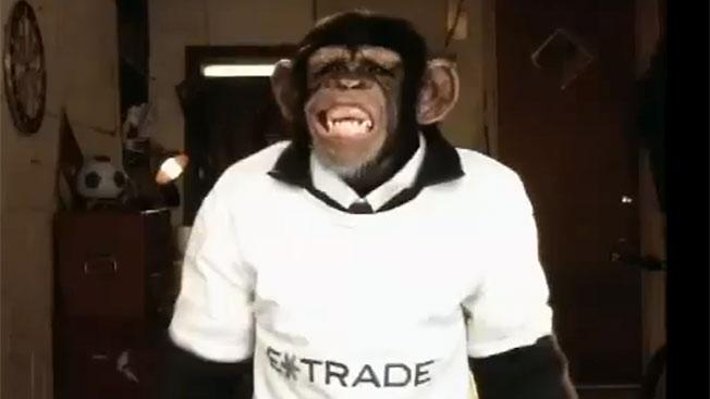 """E Trade – """"Monkey"""""""