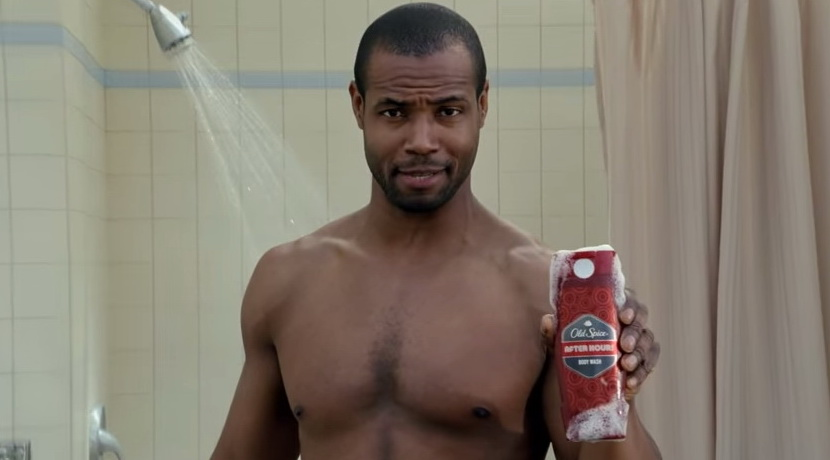 "Old Spice – ""The Man Your Man Could Smell Like"""