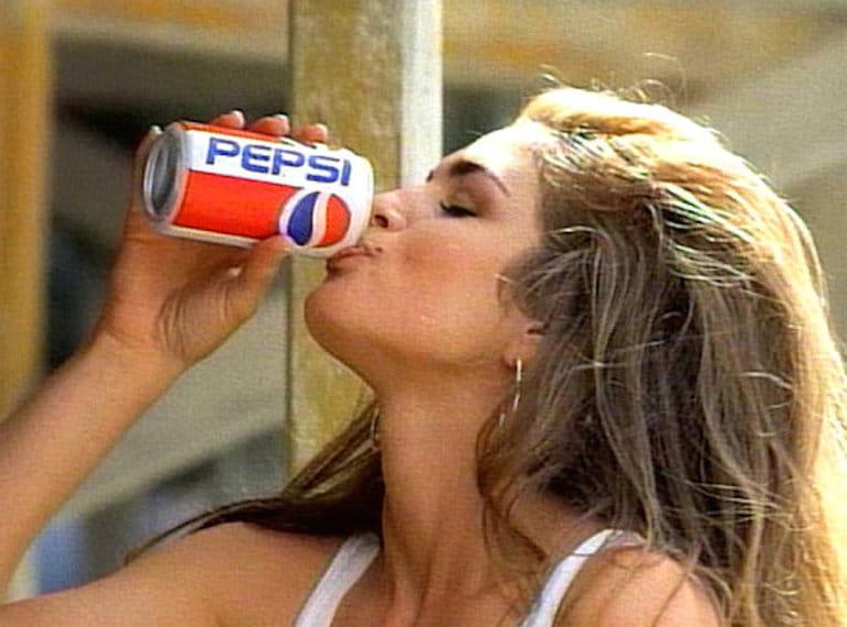 "Pepsi – ""Cindy Crawford"""