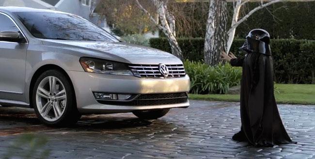 """Volkswagen – """"The Force"""""""