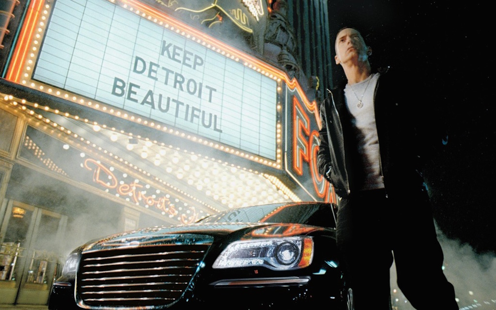 Chrysler — Imported From Detroit