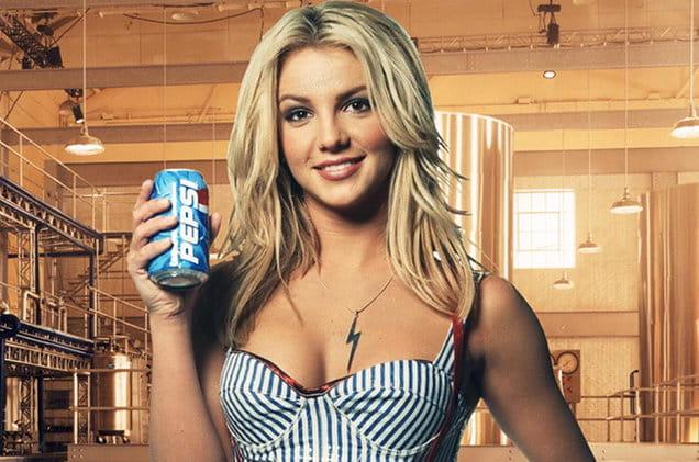 Pepsi Britney Spears