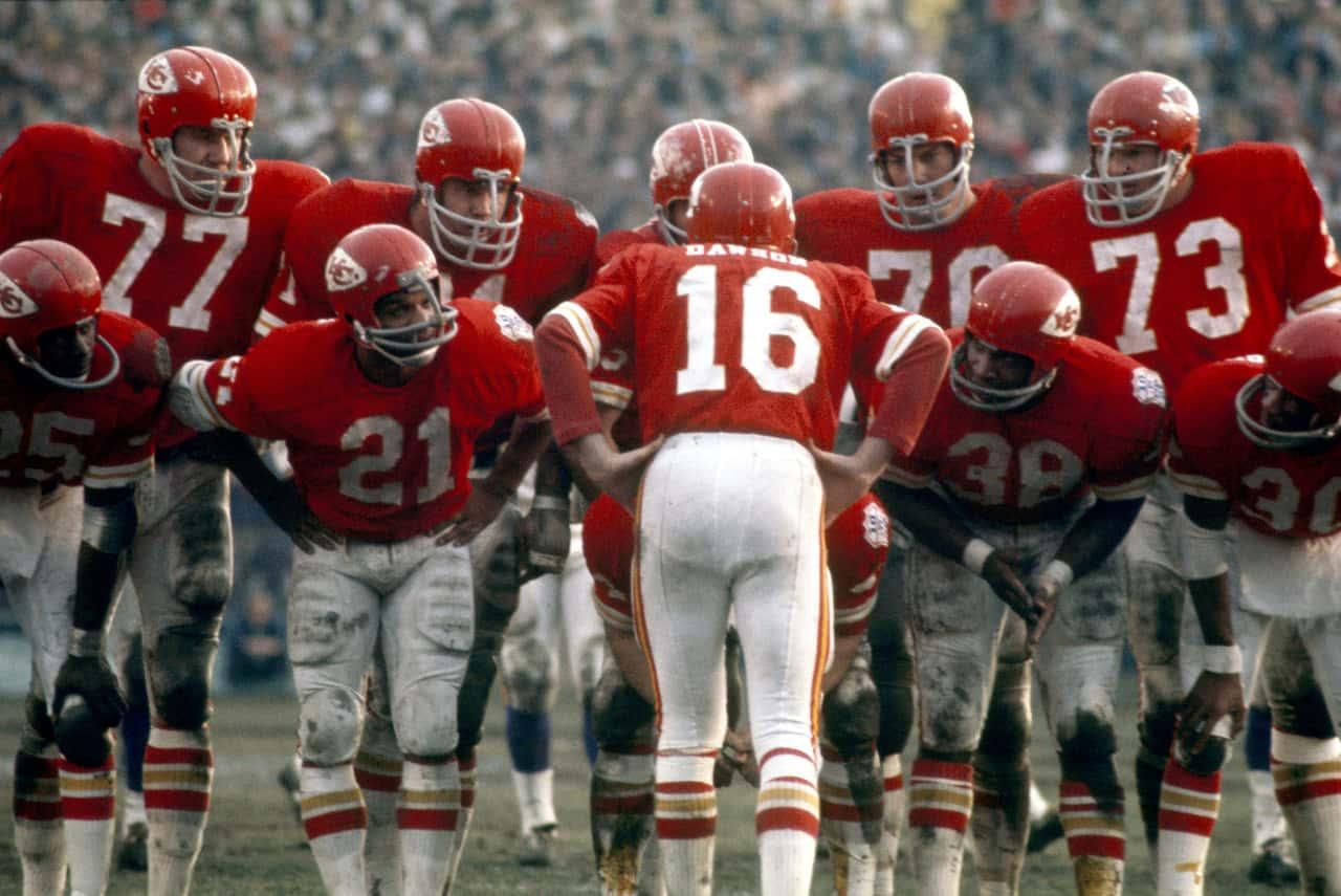 Kansas City Chiefs 1969