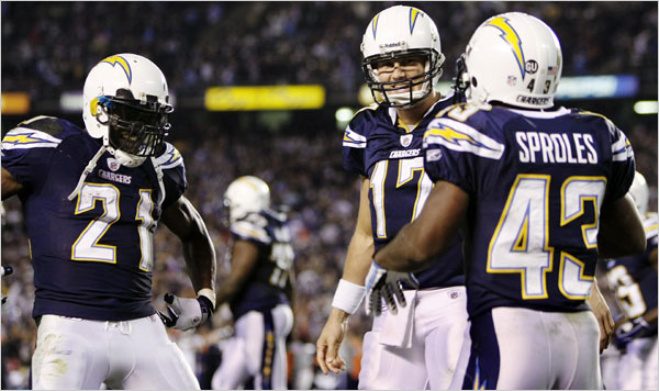 San Diego Chargers 2006