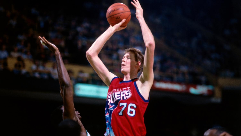 Shawn Bradley – Philadelphia 76ers