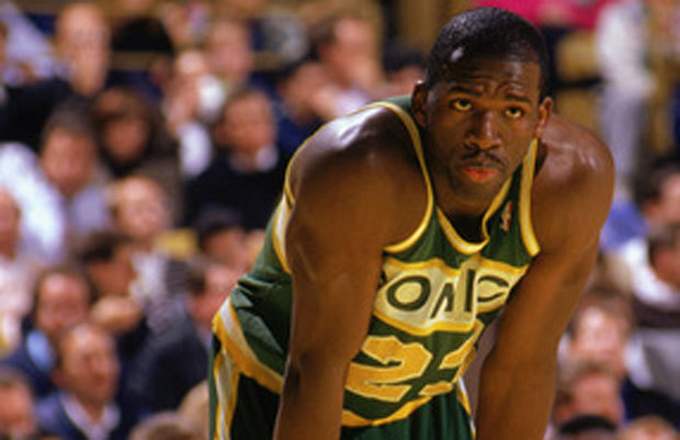 Olden Polynice – Seattle Supersonics