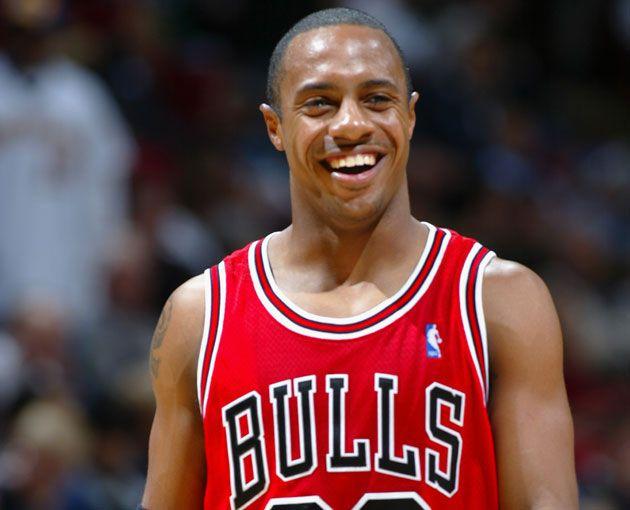 Jay Williams – Chicago Bulls