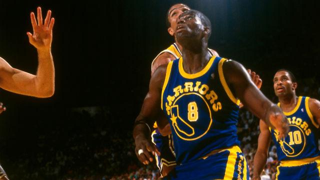 Chris Washburn – Golden State Warriors