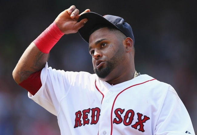 Pablo Sandoval Boston Red Sox