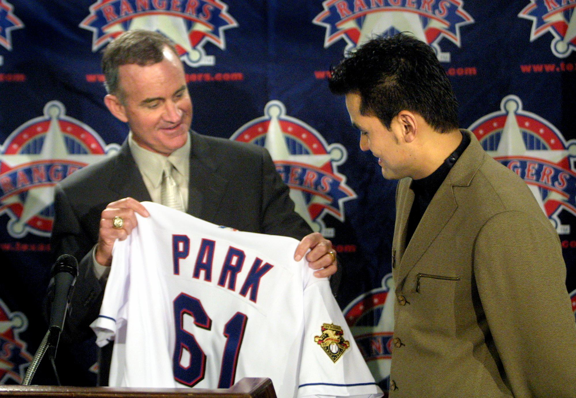 Chan-Ho-Park-Texas-Rangers