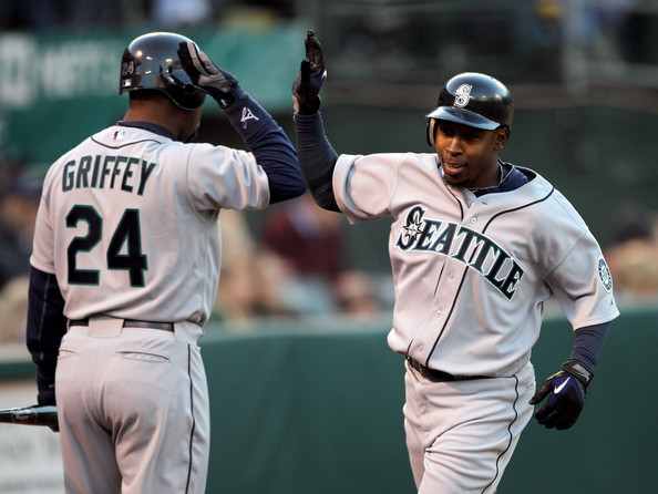 Chone Figgins Seattle Mariners