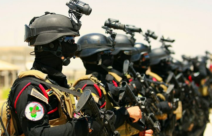 Iraqi Special Operations Forces