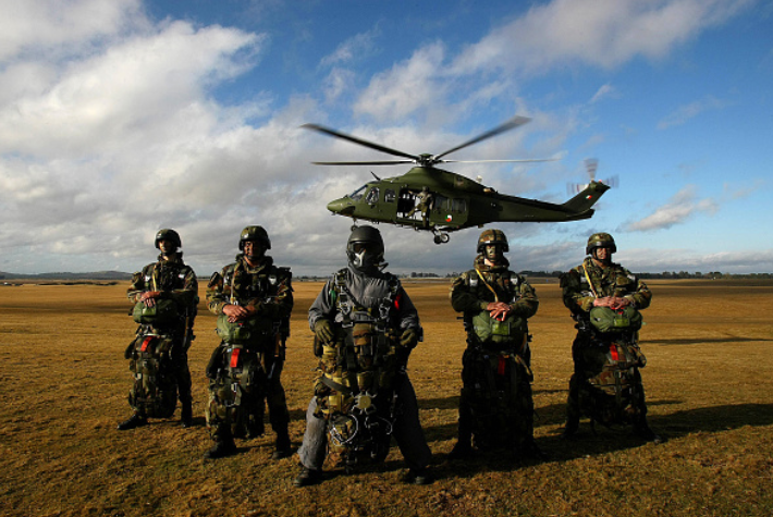 Irish Army Ranger Wing