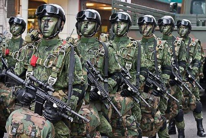 Taiwan Republic Of China Armed Forces
