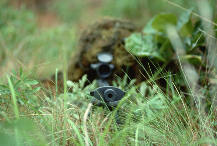 U.S. Army Special Forces Snipers