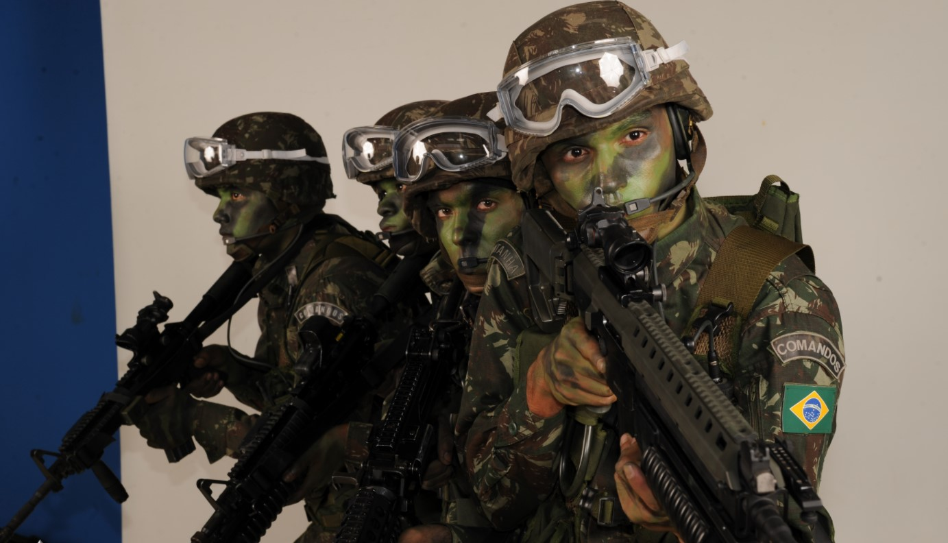 Brazil Special Forces