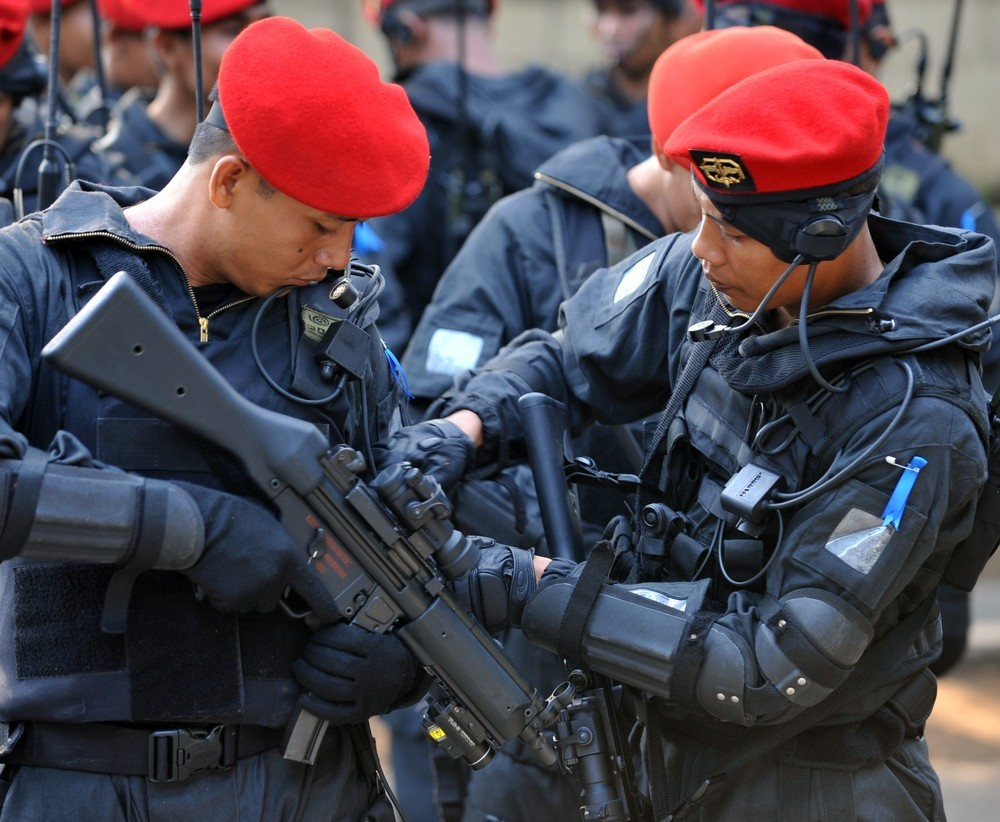 Indonesian Kopassus