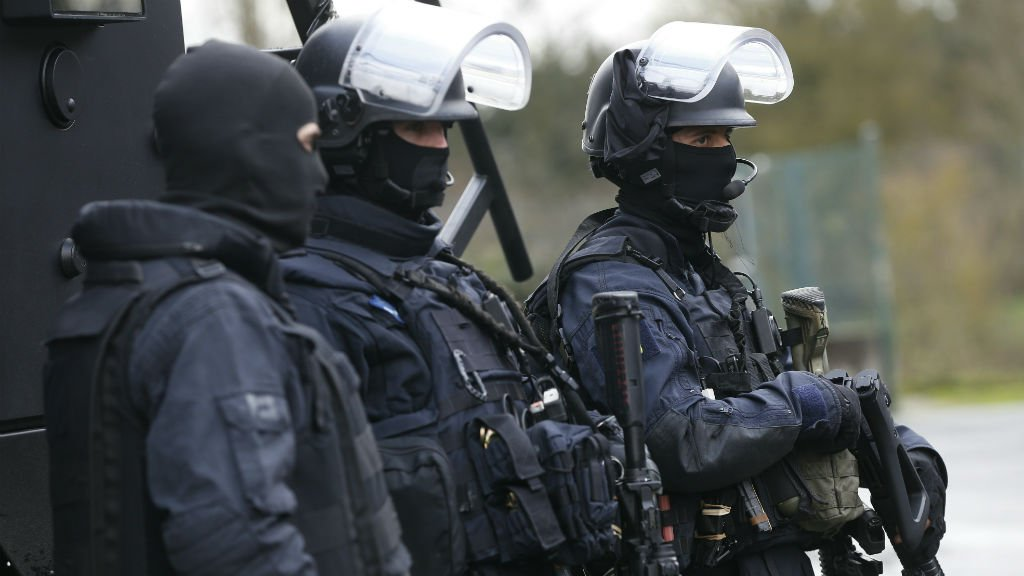 GIGN Operatives