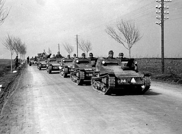 Hungarian Mini Tanks