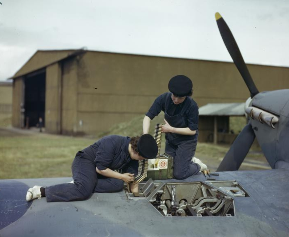 Arming The Planes