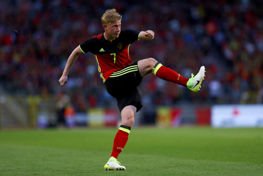 Belgium — Kevin De Bruyne