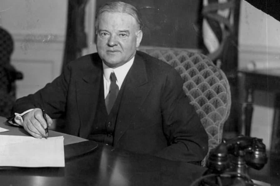 Herbert Hoover– 141.6