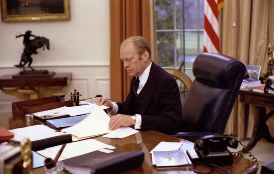 Gerald R. Ford Jr.