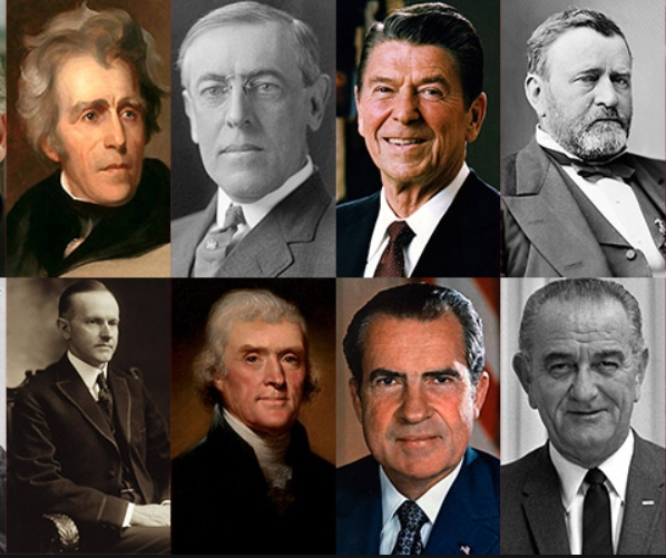 Presidents Of The Future