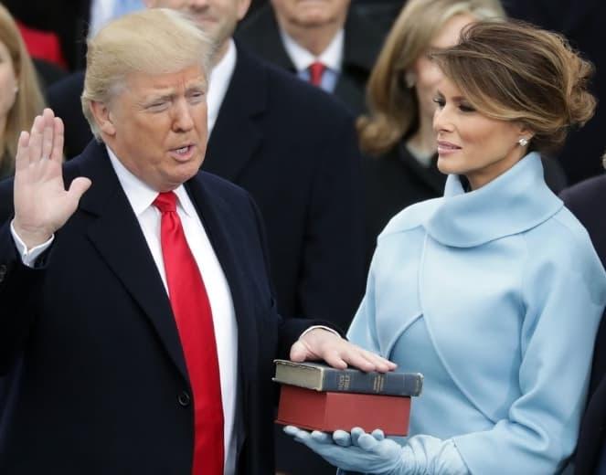 Trumps Inauguration