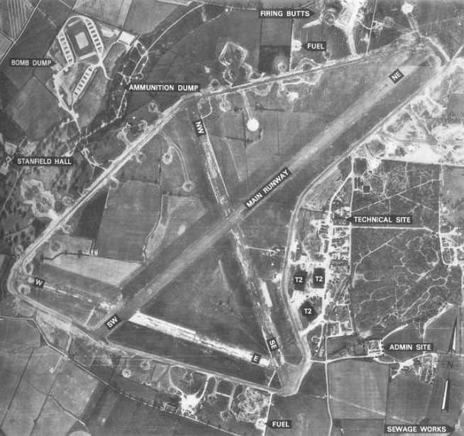 RAF Hethel England