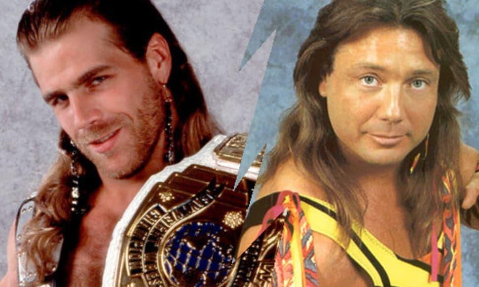 Shawn Michaels Vs. Marty Jannetty