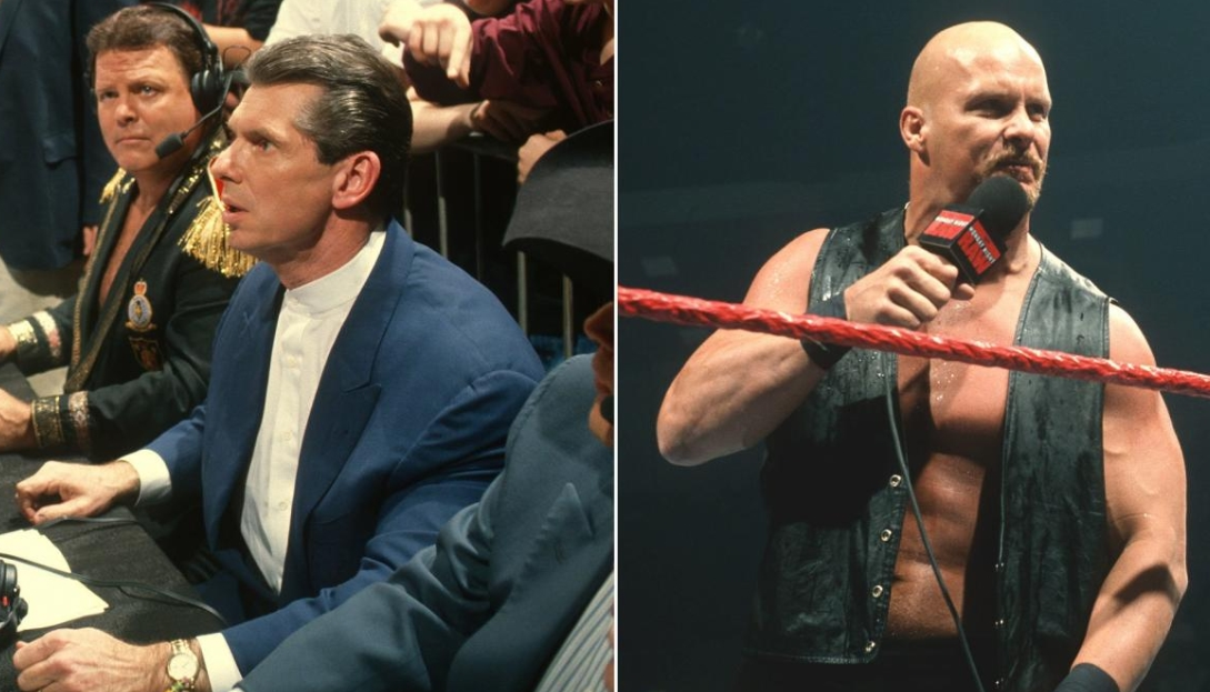 """Mr. McMahon Vs. """"Stone Cold"""" Steve Austin"""