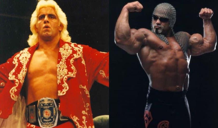 Ric Flair And Scott Steiner