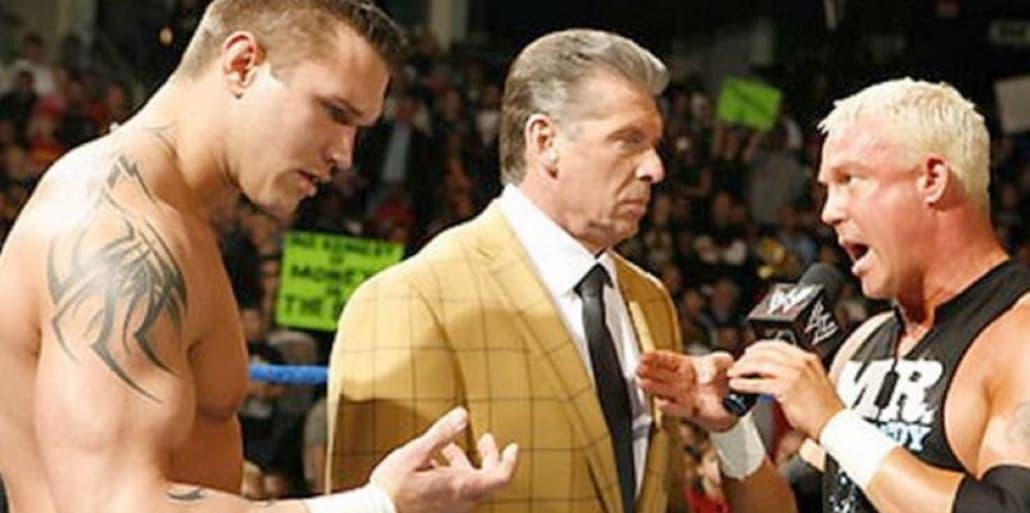 Randy Orton And Ken Anderson