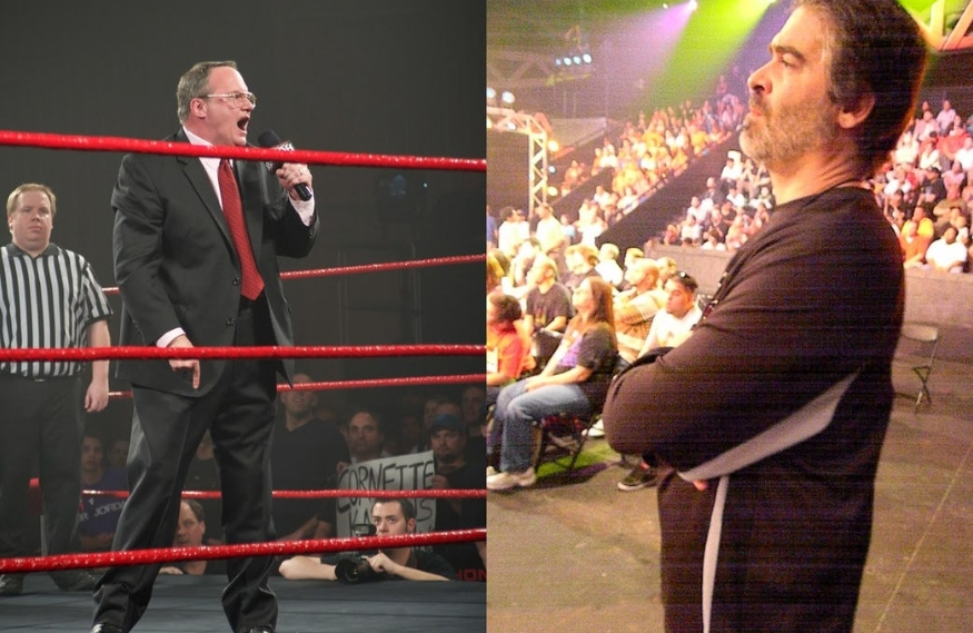 Jim Cornette And Vince Russo