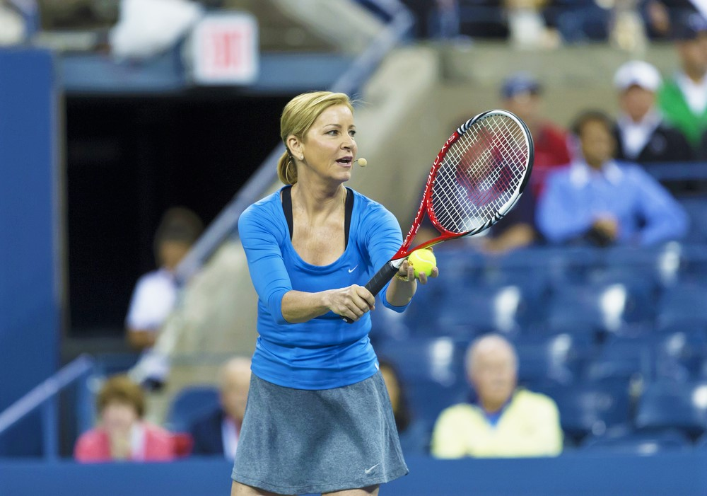 Chris Evert,,